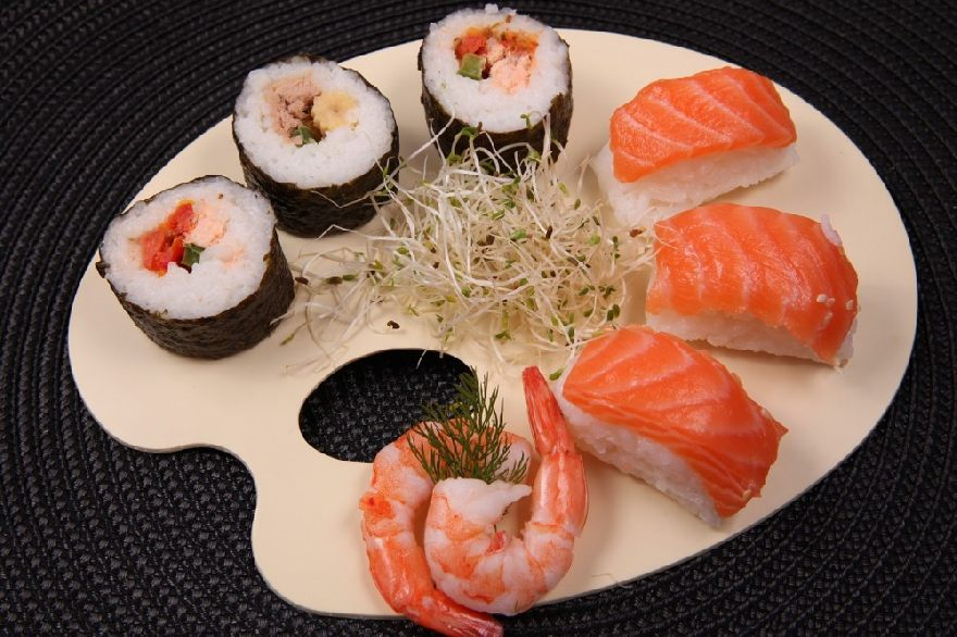 Asia Bistro Cau in Fulda mit asiatischen Essen und großer Auswahl.